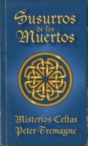 Portada de SUSURROS DE LOS MUERTOS (LA HERMANA FIDELMA #2)