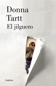 Portada de EL JILGUERO