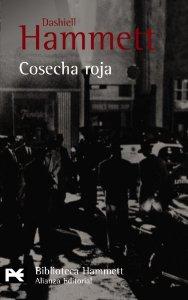 Portada de COSECHA ROJA