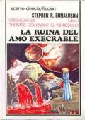 Portada de LA RUINA DEL AMO EXECRABLE (Crónicas de Thomas Covenant el Incrédulo #1)