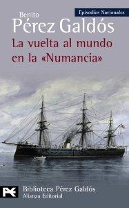 """LA VUELTA AL MUNDO EN LA """"NUMANCIA"""" (EPISODIOS NACIONALES IV #8)"""