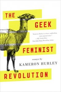 Portada de THE GEEK FEMINIST REVOLUTION
