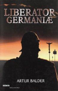 Portada de LIBERATOR GERMANIAE