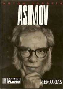 Portada de YO, ASIMOV (MEMORIAS)