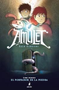 EL PORTADOR DE LA PIEDRA (AMULET#1)