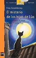 Portada de EL MISTERIO DE LOS HIJOS DE LÚA