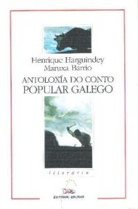 Portada de ANTOLOXÍA DO CONTO POPULAR GALEGO