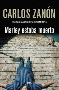 Portada de MARLEY ESTABA MUERTO