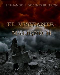 Portada de EL VISITANTE MALIGNO II