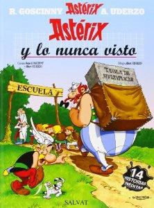 ASTÉRIX Y LO NUNCA VISTO (ASTÉRIX #36)