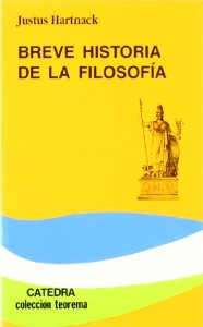 Portada de BREVE HISTORIA DE LA FILOSOFÍA