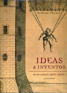 Portada de IDEAS & INVENTOS DE UN MILENIO 900-1900