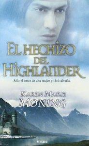 Portada de EL HECHIZO DEL HIGHLANDER (HIGHLANDER #7)