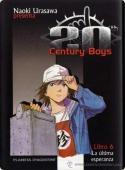 Portada de LA ÚLTIMA ESPERANZA (20TH CENTURY BOYS #6)