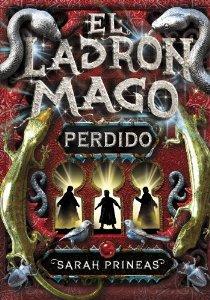 Portada de EL LADRÓN MAGO. PERDIDO