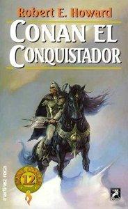Portada de CONAN EL CONQUISTADOR