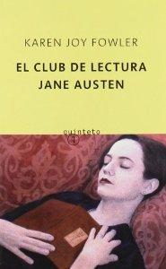 Portada de EL CLUB DE LECTURA JANE AUSTEN