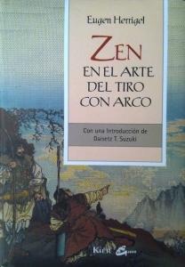Portada de ZEN EN EL ARTE DEL TIRO CON ARCO