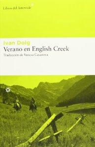 Portada de VERANO EN ENGLISH CREEK