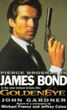 Portada de GOLDEN EYE (James Bond 007)
