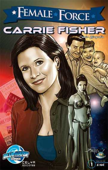 Portada del libro CARRIE FISHER