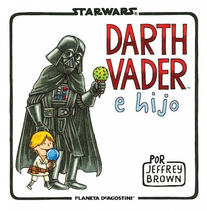 Portada de STAR WARS. DARTH VADER E HIJO