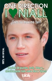 Portada de I LOVE NIALL. One Direction