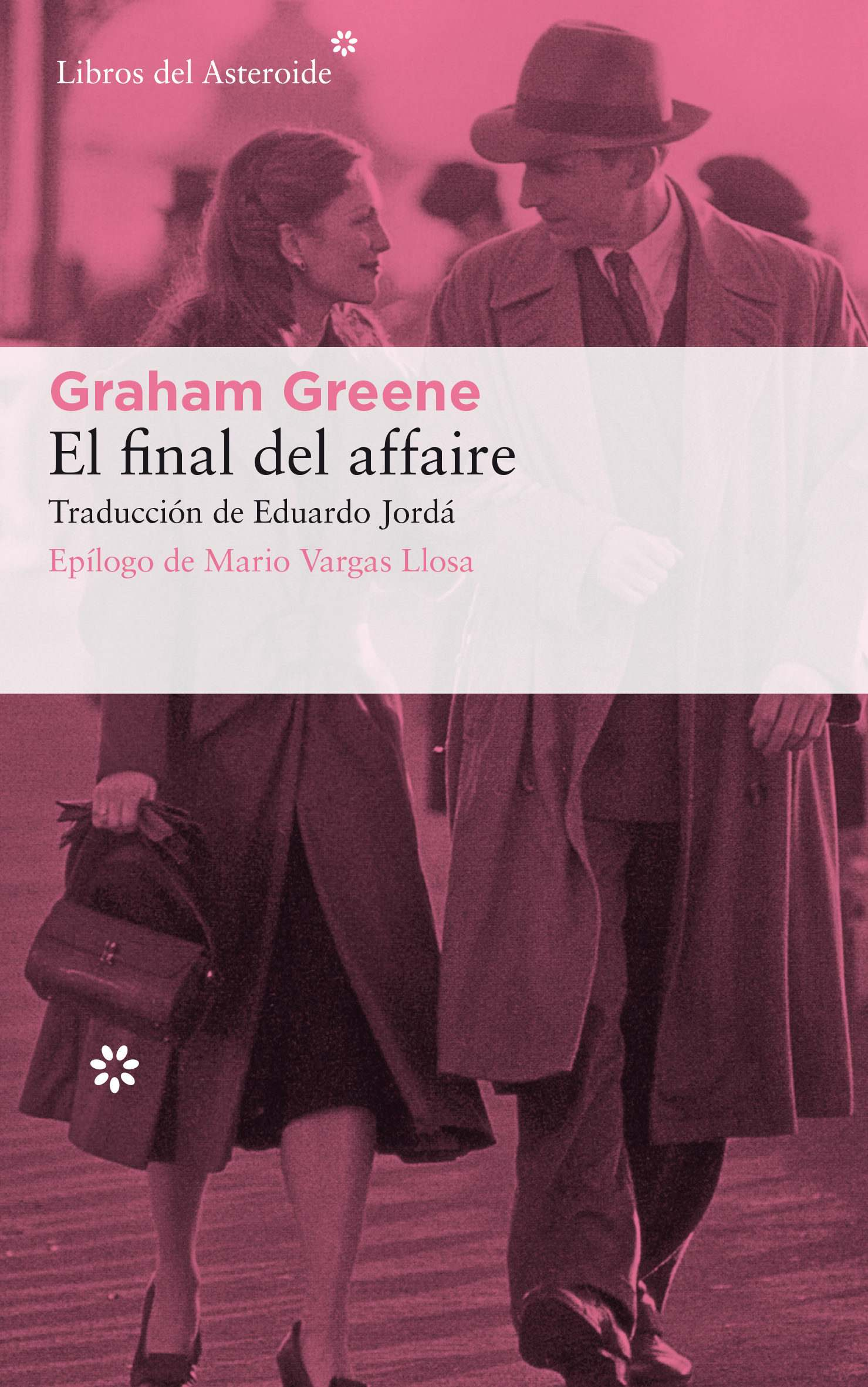 Portada de EL FINAL DEL AFFAIRE