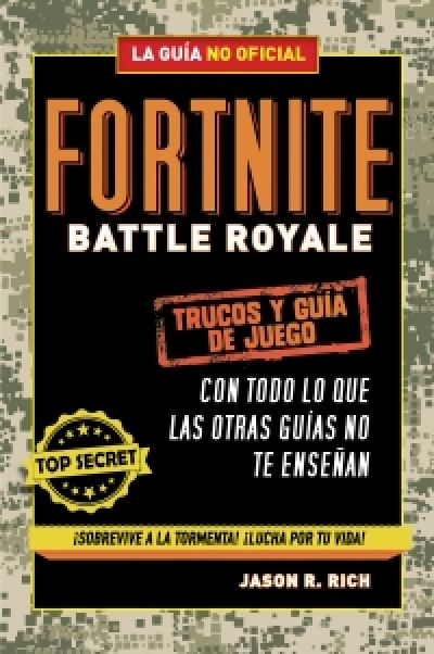 Portada de FORTNITE BATTLE ROYALE: TRUCOS Y GUÍA DE JUEGO