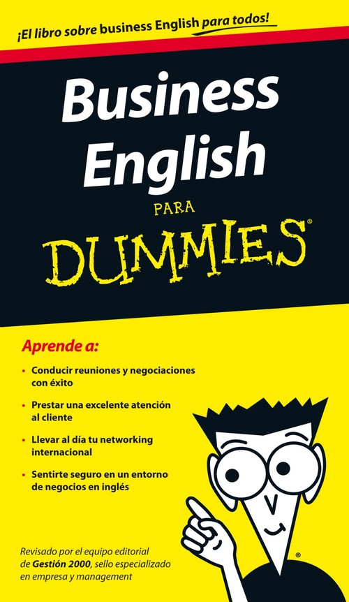 Portada de BUSINESS ENGLISH PARA DUMMIES