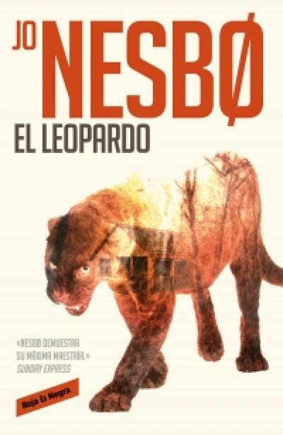 Portada de EL LEOPARDO. Harry Hole 8