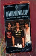Portada de BURNING UP: De gira con Jonas Brothers