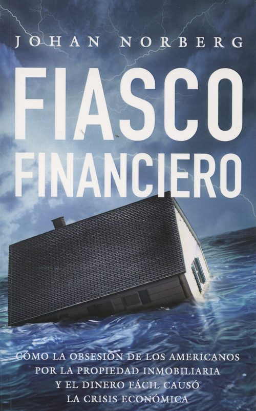 Portada de FIASCO FINANCIERO