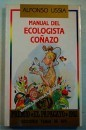 Portada de MANUAL DEL ECOLOGISTA COÑAZO