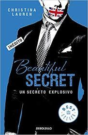 Portada de BEAUTIFUL SECRET. Un secreto explosivo