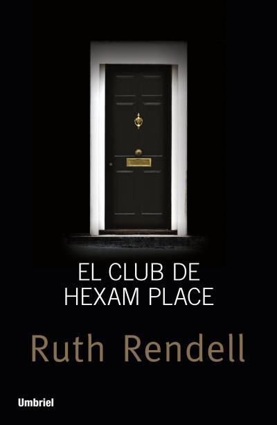 Portada de EL CLUB DE HEXAM PLACE