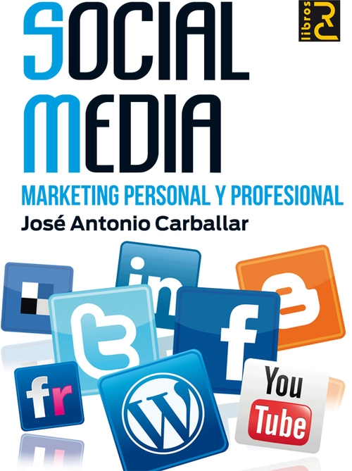 Portada de SOCIAL MEDIA. Marketing personal y profesional
