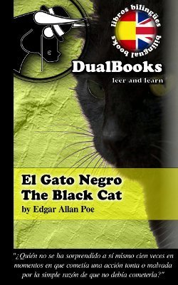 Portada de EL GATO NEGRO - THE BLACK CAT