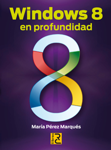 Portada de WINDOWS 8 EN PROFUNDIDAD