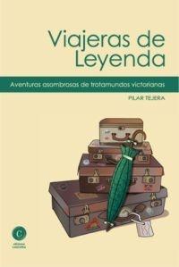 Portada de VIAJERAS DE LEYENDA.