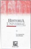 Portada de LA EXPANSIÓN MUSULMANA (HISTORIA UNIVERSAL #9)