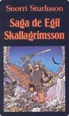 Portada de SAGA DE EGIL SKALLAGRIMSON