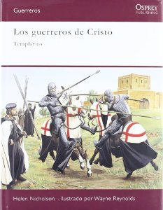 Portada de LOS GUERREROS DE CRISTO. TEMPLARIOS