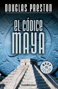 Portada de EL CODICE MAYA