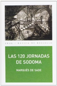Portada de LAS 120 JORNADAS DE SODOMA