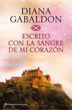 Portada de ESCRITO CON LA SANGRE DE MI CORAZÓN (FORASTERA #8)