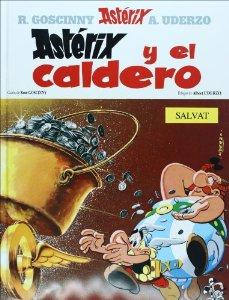 ASTÉRIX Y EL CALDERO (ASTÉRIX #13)