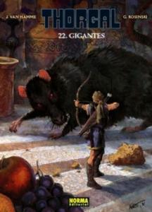 THORGAL. GIGANTES (THORGAL#22)