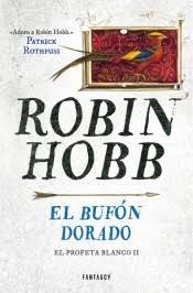 Portada de EL BUFÓN DORADO (EL PROFETA BLANCO #2)