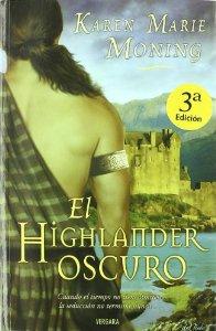 Portada de EL HIGHLANDER OSCURO (GIGHLANDER #5)